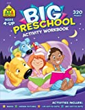 Big Preschool Activity Workbook: Dot-To-Dots, Mazes, and Hidden Pictures