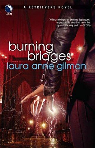 Image of Burning Bridges - A Retrievers Novel