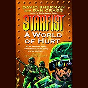 Starfist Audiobook