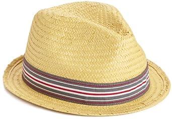 Quiksilver Men's Anaya Fedora Hat, Gunsmoke, Small-Medium