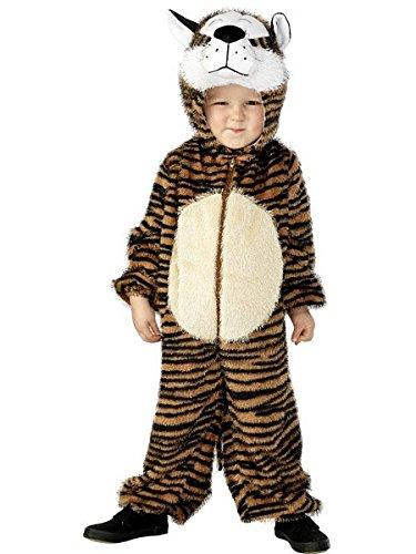 Tiger Kids Costume