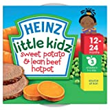Heinz Little Kidz Sweet Potato and Beef Hotpot 12-24 Months 230 g (Pack of 4)