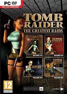 Tomb Raider: The Greatest Raids [UK Import]