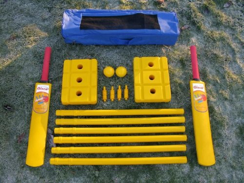 Garden Cricket Set - Complete Cricket Set For The Garden