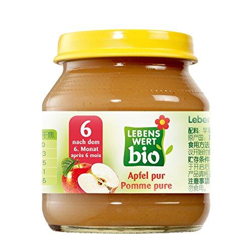 Lebenswert bio Bio Apfel pur (1 x 125 gr)