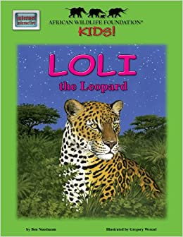 Loli the Leopard - An African Wildlife Foundation Story