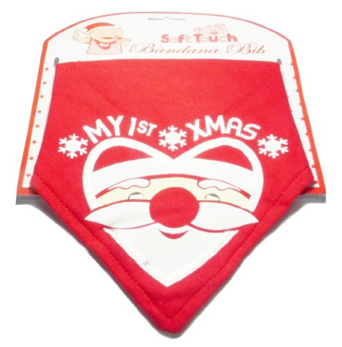 Holiday Baby Bibs front-479592