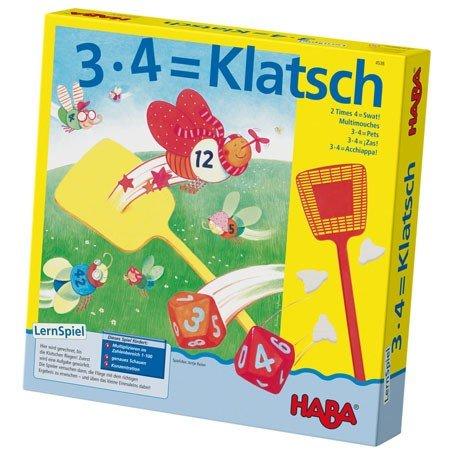 Haba 4538 3 · 4 = Klatsch