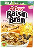 KELLOGG'S® RAISIN BRAN CINNAMON ALMOND®- 411 Grams Box