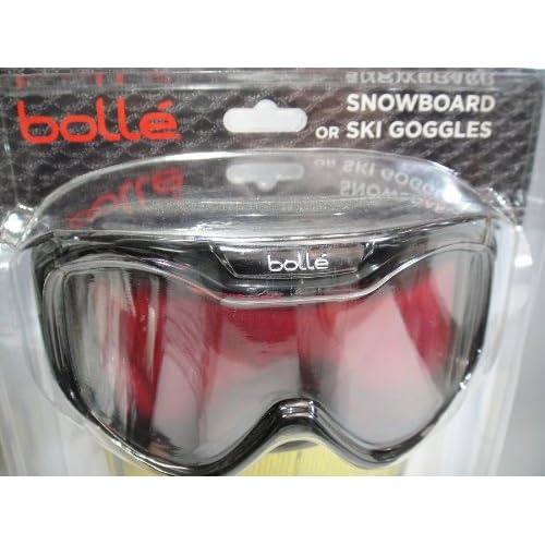 BOLLE スキー/スノーボードゴーグル ストームレンズ付