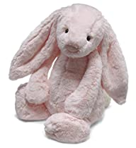 Jellycat Bashful Light Pink Bunny, La…