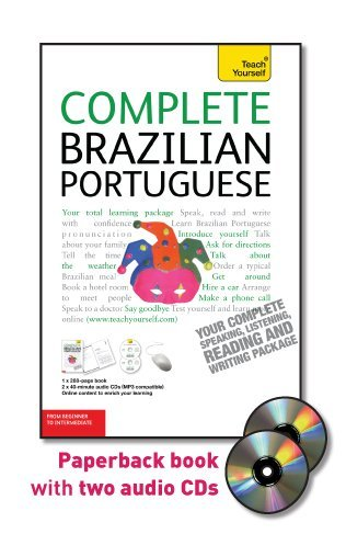 Teach Yourself Brazilian Portuguese (with Audio)
