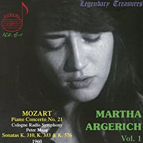 Martha Argerich, piano (Volume 1)