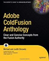 Adobe ColdFusion Anthology Front Cover