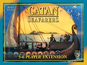 Catan: Seafarers 5 and 6 Player Extension