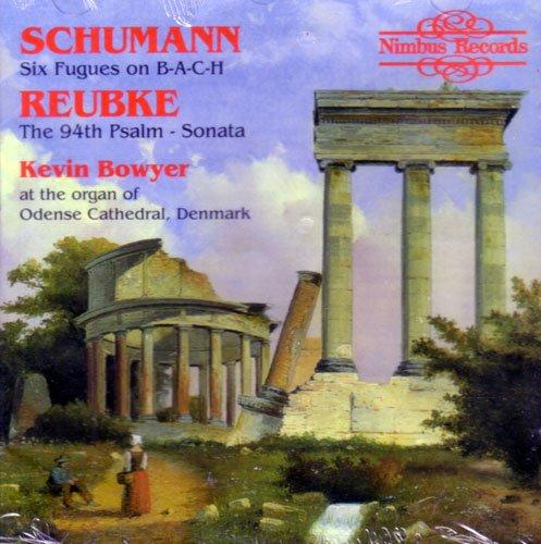 Schumann:6 Fugues on Bach