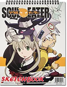 Soul Eater Sketchbook Notebook