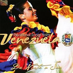 Amazon.com: De Norte a Sur: Traditional Songs From Venezuela: Music