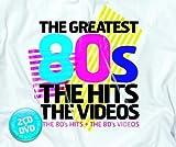 echange, troc Various Artists - 80's + DVD