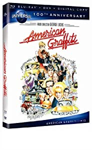 American Graffiti (1973)    [Blu-ray + DVD + Digital Copy] (Bilingual)