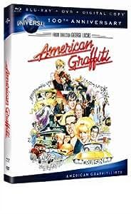 American Graffiti (1973)    [Blu-ray + DVD + Digital Copy] (Bilingual)