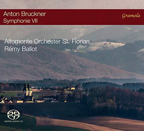 SACD : Bruckner - Symphony 7 (Hybrid SACD)