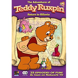 The Adventures of Teddy Ruxpin: Return to Rillonia Episodes 41-65 movie