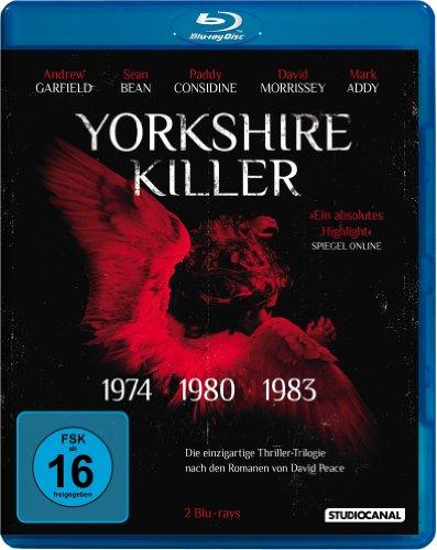Yorkshire Killer [Blu-ray]