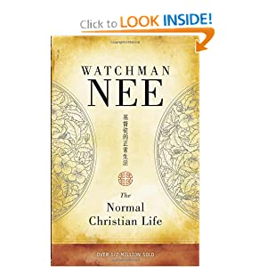 Normal Christian Life, The (8 CDs) Audio Book Watchman Nee