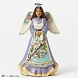 Jim Shore Grandmother Angel Figurine