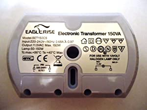 EAGLERISE SET150CS ELECTRONIC TRANSFORMER   1 YEARreview