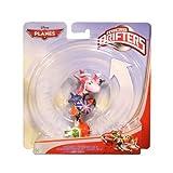 Disney Planes Micro Drifters Rochelle, Bulldog, and El Chupacabra, 3-Pack