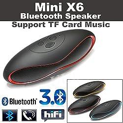 Motorola Moto E3 Power Link Plus Mini X6 Bluetooth Speaker Rugby Style Wireless Stereo Portable Handsfree Loudspeaker For Mobile Phone PC Tablet