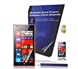 Green Onions Supply Crystal Oleophobic Screen Protector for Nokia Lumia 1520