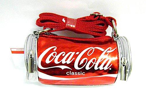 【アメリカ雑貨】コカコーラ オリジナル バッグ Coca Cola 缶型 ショルダー バッグ [並行輸入品]