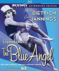 The Blue Angel: Remastered Standard Edition [Blu-ray]