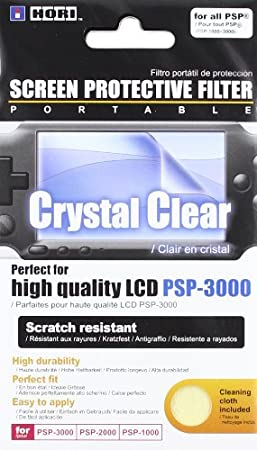 PSP Screen Protective Filter Portable