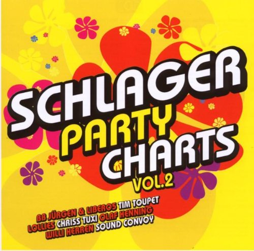 VARIOUS SCHLAGERPARTY CHARTS VOL.2