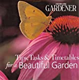 img - for By Penelope O'Sullivan Country Living Gardener Tips, Tasks & Timetables for a Beautiful Garden [Paperback] book / textbook / text book