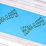 HEOMA SLEEPER Bettunterlage für guten Schlaf, Schutz vor Elektrosmog u. Erdstrahlung - Reisematte