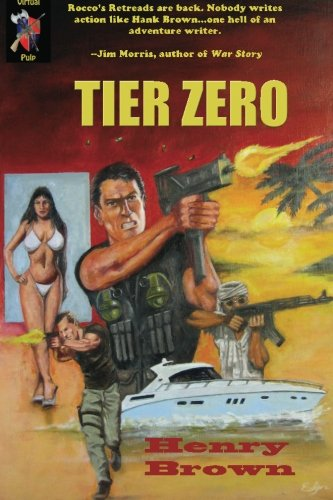 Tier Zero: Henry Brown: 9781481933599: Amazon.com: Books