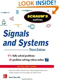 Schaum's Outline of Signals and Systems, 3rd Edition (Schaum's Outlines)