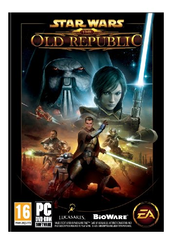 Star Wars the Old Republic - French - French only - Standard Edition
