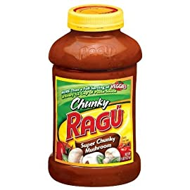 Ragu Plain Sauce 14 oz. (3-Pack)