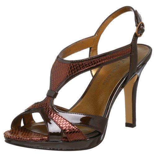 AK Anne Klein Women's Eddie Platform Sandal