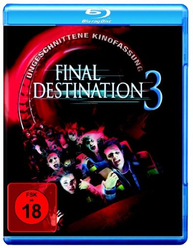 Final Destination 3 - Ungeschnittene Kinofassung [Blu-ray]