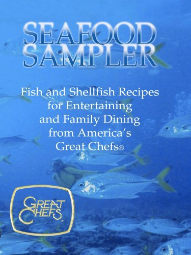 Great Chefs - Seafood Sampler movie