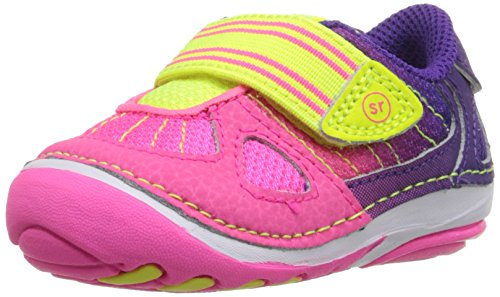 Stride Rite Soft Motion Medley Sneaker (Infant/Toddler), Multi, 5 M US Toddler