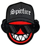 Spitfire Wheels Skateboard Sticker - Streetz - 7.5cm high approx. eazy e, nwa, hip hop, gangsta rap