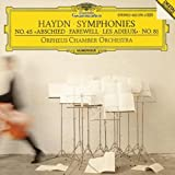 "Haydn: Symphonies Nos.Hob.I:81 & Hob.I:45 ""Farewell"""